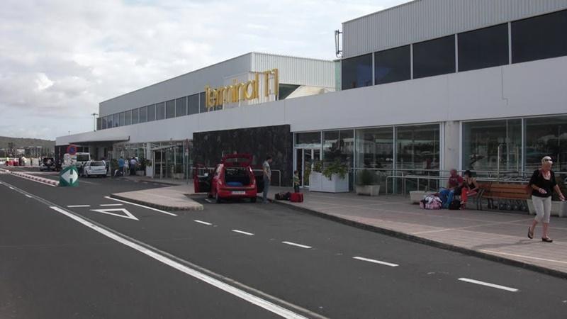 Passenger traffic grows at Lanzarote airport
