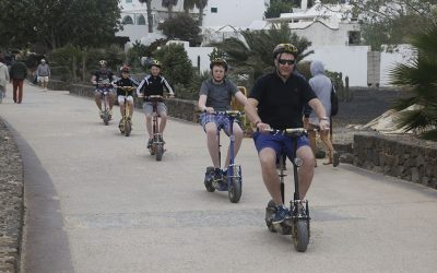Teguise will regulate personal mobility vehicles