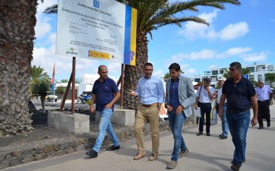 """Costa Teguise deserves an avenue of its level"""