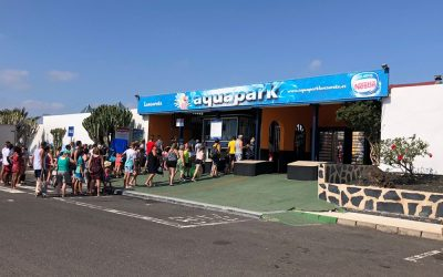 May Day offer at the Costa Teguise Aquapark