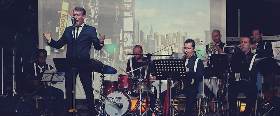 The Big Band are back again at Aqua Suites
