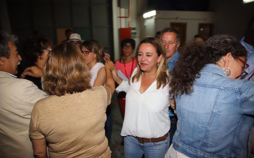 The PSOE wins in the Cabildo