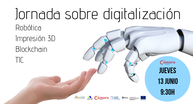 Digitization conferences for companies in tthe Chamber of Commerce