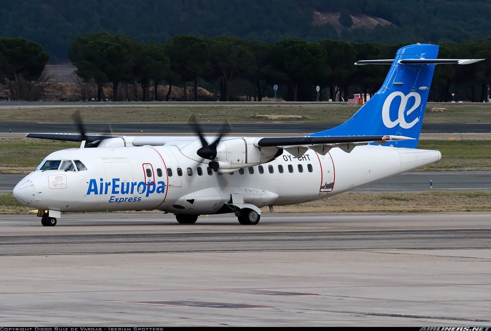 Air Europa delivers the operation to Canaryfly in the Canary Islands
