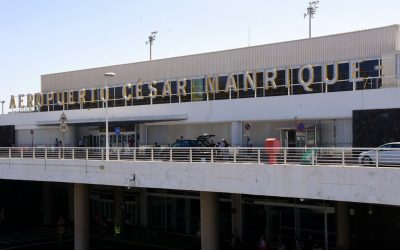Lanzarote will receive a total of 474,818 passengers this Christmas