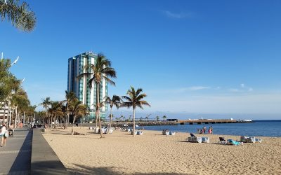 The Playa del Reducto will host a rescue and evacuation drill Tuesday