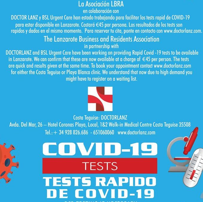 An Introduction to Rapid Covid – 19 Testing