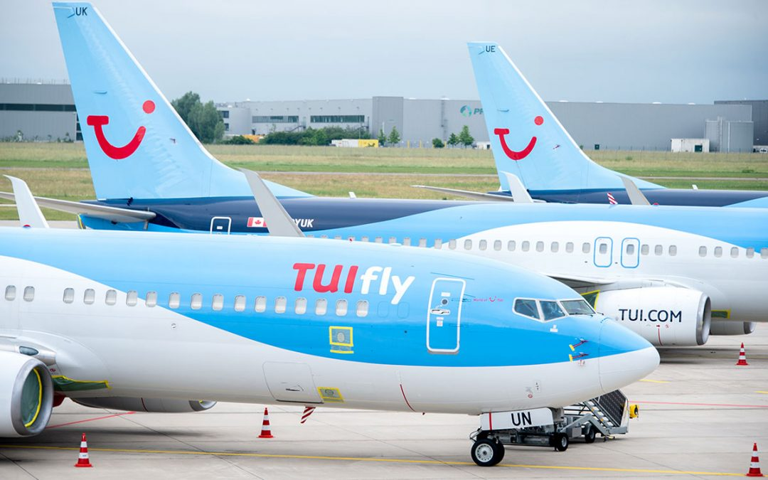TUI, the first tour operator to force its tourists to test for Covid19