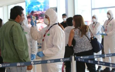 The Cabildo studies the implementation of logistics for tests at the airport