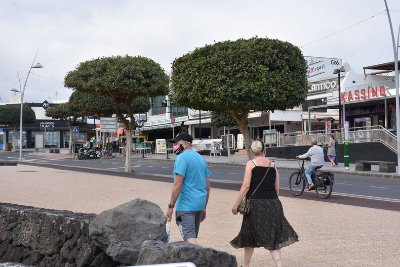 Lanzarote goes to Phase 3