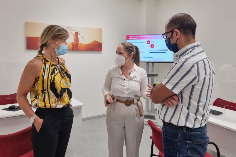 The Cabildo of Lanzarote publishes the requirements for rectification of the Aid to Companies