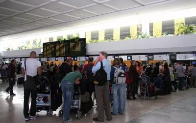 The tourist influx increased in July by 97% compared to 2020