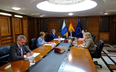 """Five million for """"Lanzarote, the energy of the volcano"""""""